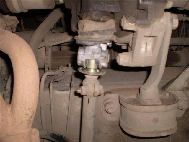 Фото №13 - большой ход рычага переключения передач ВАЗ 2110